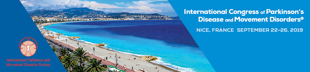 International Congress of Parkinson's Disease and Movement Disorders, Nice, France
