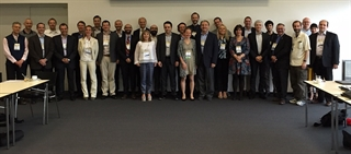 The MDS Neuroimaging Study Group gathers in Berlin, Germany.