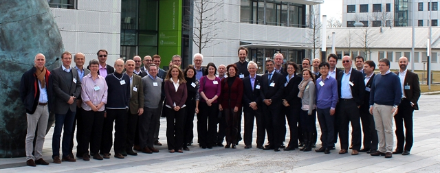 The PSP Study Group met in Munich, Germany, in March 2016.