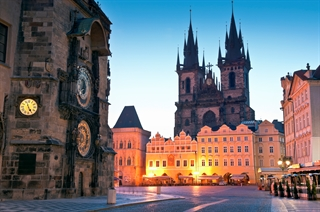 Diagnostics and Treatment of Spastic Paresis takes place in Prague, Czech Republic, October 12-13, 2017.