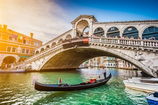 The Infusion Course Series takes place in Venice, Italy, October 26-27, 2017.