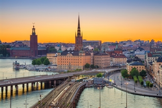 The Basic Neuroscience Course takes place in Stockholm, Sweden.
