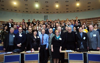 Winter School for Young Neurologists was held in Tartu, Estonia.