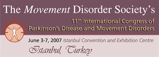 11th International Congress Istanbul, Turkey 2007