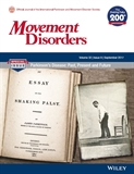 September 2017 Special Issue: Parkinson's Disease: Past, Present and Future