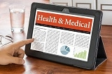 Online medical news is becoming a go-to for those looking for answers to their health problems.